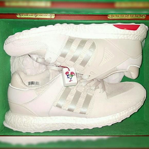 check out f1321 f746a Adidas EQT Ultra Boost CNY Sneakers Men Sz 10.5